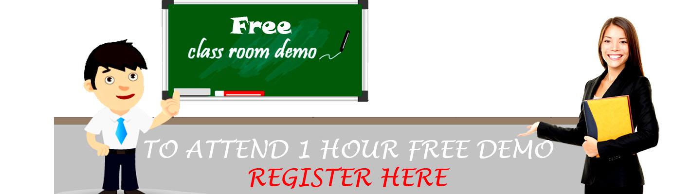 Demo session digital marketing training course Institute