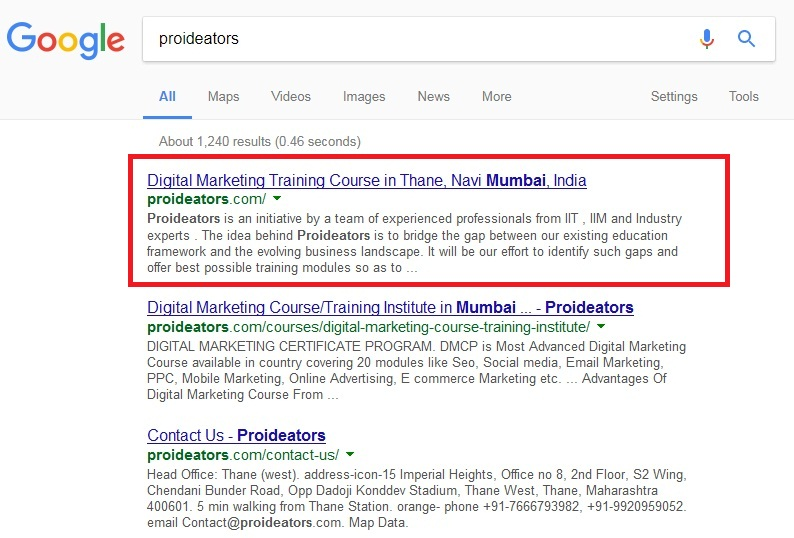 Google Meta Description Tags Updated 160 - 230